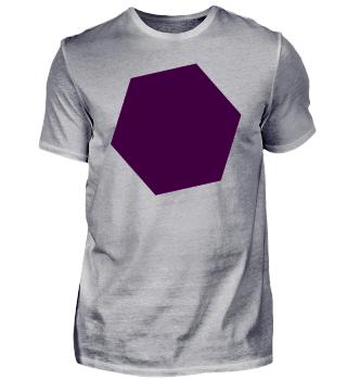 lila Logo - violettes Design - Geschenk