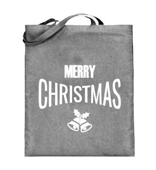 ☛ MERRY CHRISTMAS · BADGE #7W