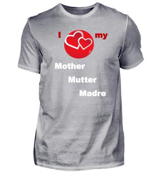 Mother present Geschenkidee Mama