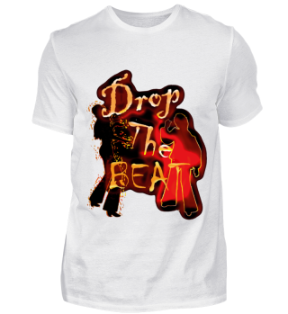 Drop The Beat - Rot Schwarz