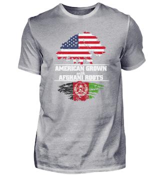 Afghanistan Afghane USA Amerika Wurzeln