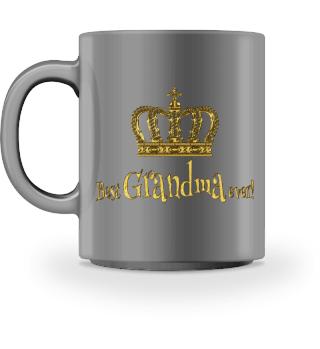 ♛ Royal Crown - Best Grandma Ever