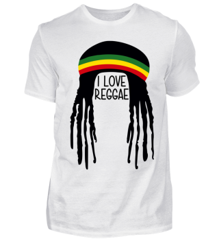 Rastafari Dreadlocks - I Love Reggae