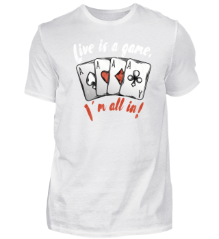 Live is a Game, i´m all in !!!