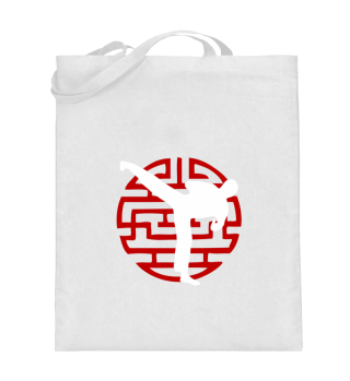 Martial Arts Karate Sidekick Shotokan