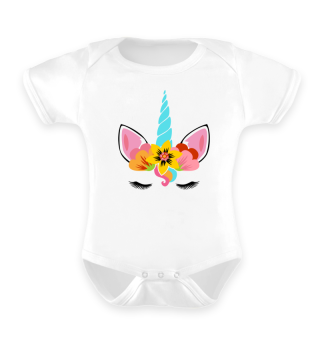 ♥ Cute Unicorn Flower Power Hippie 1