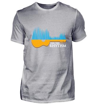 Feel The Rhythm - Music Birthday Gift