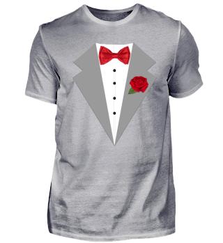 Tuxido Shirt