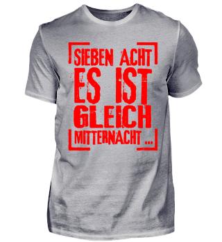 FREDDY Gruppen Shirt - SIEBEN ACHT