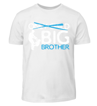Kids New Big Brother Shirt