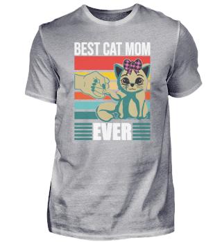 Best Cat Mom Ever Cat Baby