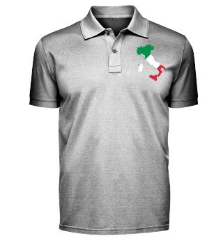 italy polo shirt - italien polo shirt