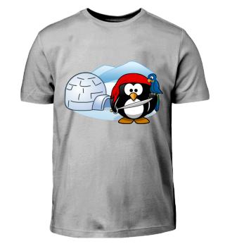 Pirat/Pinguin