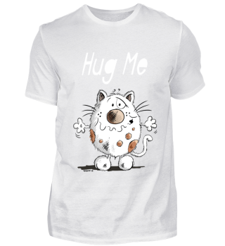 Hug ME Cat I Cats Kitten Pet Comic