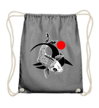 ♥ Japan Design - Nishikigoi - Koi Fish 1