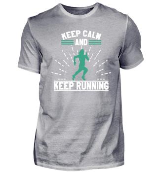 Joggen Spruch Marathon