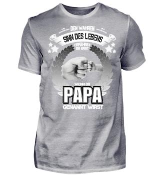 Vatertag Papa Vater Geschenk Geburt