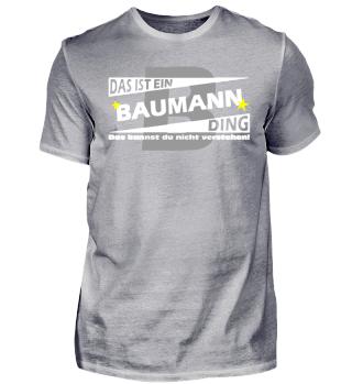 BAUMANN DING | Namenshirts