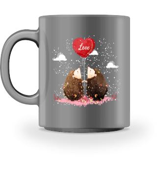 Hedgehog | Relationship | Love