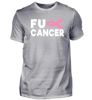 Fck Cancer Shirt breast cancer 2
