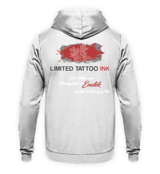 Limited Tattoo Ink Hoodie