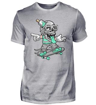 ☛ Skull Skater #20.2