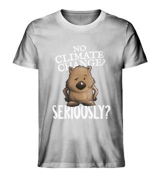 Grumpy Wombat No Climate Change?