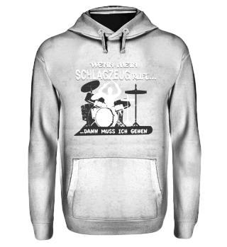 Schlagzeuger - Wenn das Schlagzeug ruft