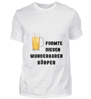 D010-0352B Bier formte diesen wunderbare
