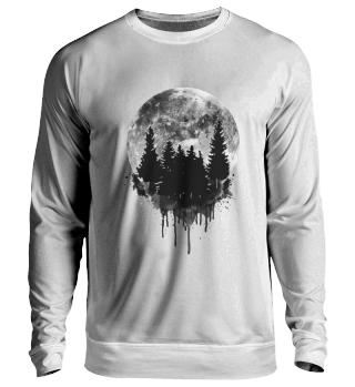 Sweatshirt zerrinender Traum