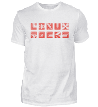 Linux T-Shirt - Ideal as a gift.