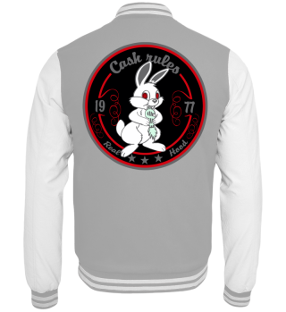 Herren College Jacke Cash Rules Ramirez Hip Hop