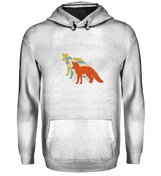 Fuchs Tier · Retro