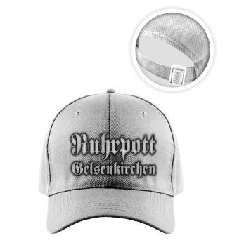 Basecap bestickt Ruhrpott Gelsenkirchen