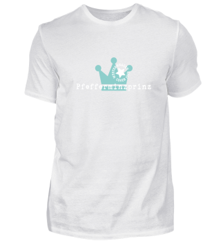 Pfefferminzprinz – DAS Shirt – DARK
