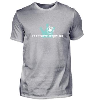 Pfefferminzprinz – DAS Shirt – DARK