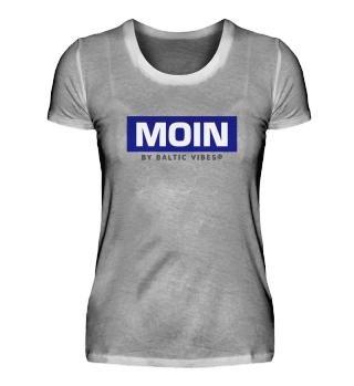 Moin boxed Blau Damen