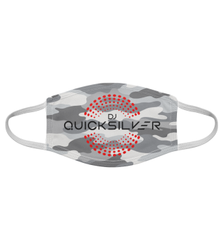 Dj Quicksilver Camo White