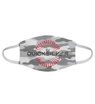 Dj Quicksilver Camo White