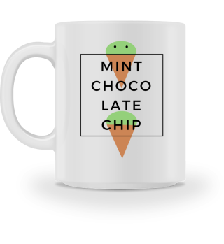 Mug Mint Chocolate Chip