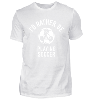 Soccer Player Playing Coach Team Shirt Clubshirt Champion Cup Funny Image Comic Quote Shirt