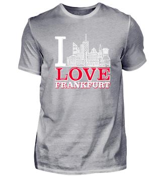 I Love Frankfurt
