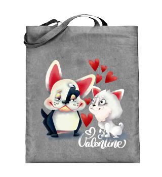 ☛ MY ♥ VALENTINE · DOG #2W