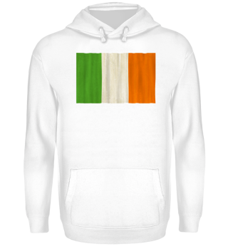 ★ National flag of Ireland - grunge I