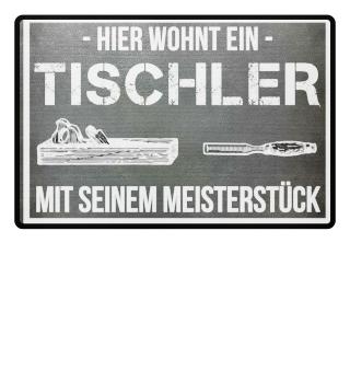 Tischler Fußmatte