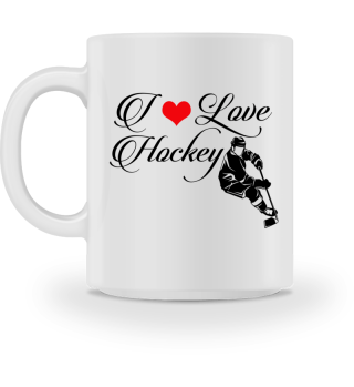 ♥ I LOVE HOCKEY #8SRT