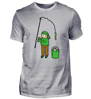 Cooles Angel Fun T-shirt Home Sweet Home Bedruckt Angeln Fischen Fishing Hemden & T-shirts Sport
