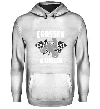 Motocross · Crossen und Chillen