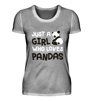 Panda shirt Panda shirt gift sweet