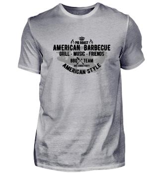 GRILL SHIRT · AMERICAN BBQ #4.1